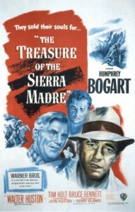 """Poster for """"The Treasure of the Sierra Madre"""""""