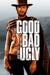 """Poster for """"The Good, the Bad and the Ugly"""""""