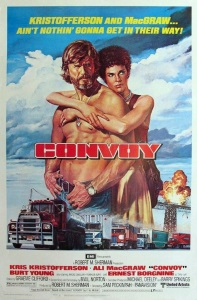 "Poster for ""Convoy"""