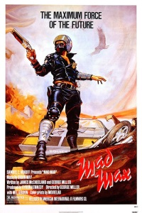 """Poster for """"Mad Max"""""""