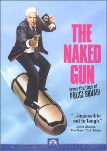 """Poster for """"The Naked Gun: From the Files of Police Squad!"""""""