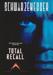 """Poster for """"Total Recall"""""""