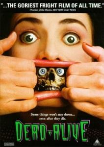 "Poster for ""Dead Alive"""