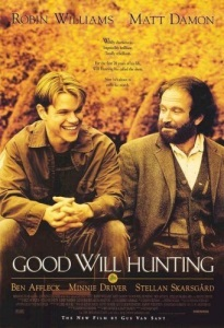 """Poster for """"Good Will Hunting"""""""