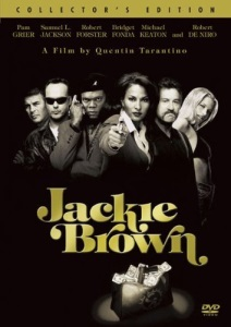 "Poster for ""Jackie Brown"""