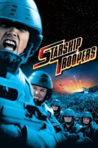 "Poster for ""Starship Troopers"""