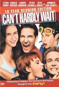 "Poster for ""Can't Hardly Wait"""
