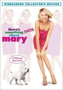 """Poster for """"There's Something About Mary"""""""