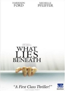 "Poster for ""What Lies Beneath"""