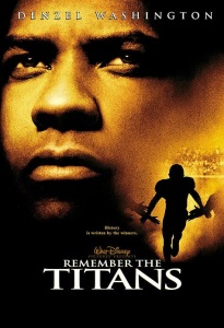 """Poster for """"Remember the Titans"""""""