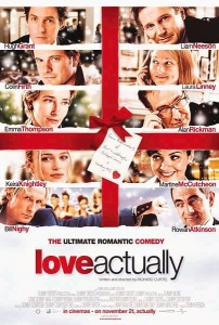 """Poster for """"Love Actually"""""""