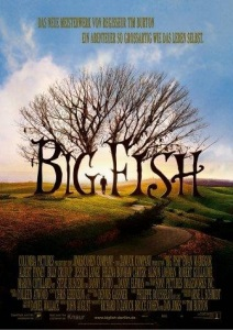 "Poster for ""Big Fish"""