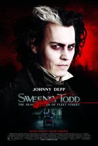 "Poster for ""Sweeney Todd: The Demon Barber of Fleet Street"""