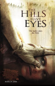 "Poster for ""The Hills Have Eyes"""