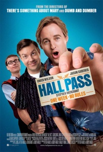 """Poster for """"Hall Pass"""""""
