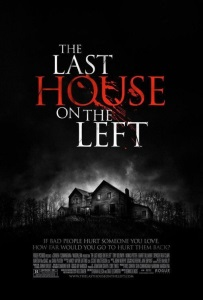 "Poster for ""The Last House on the Left"""