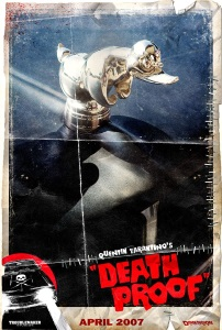 "Poster for ""Death Proof"""