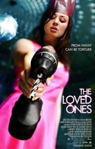 """Poster for """"The Loved Ones"""""""