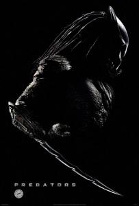 """Poster for """"Predators"""""""