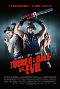 """Poster for """"Tucker and Dale vs Evil"""""""