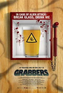 "Poster for ""Grabbers"""