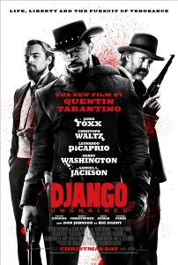 """Poster for """"Django Unchained"""""""