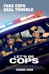 """Poster for """"Let's Be Cops"""""""