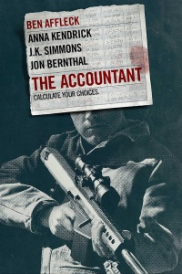 "Poster for ""The Accountant"""