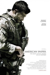 "Poster for ""American Sniper"""