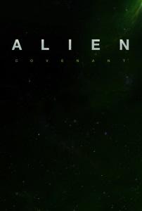 """Poster for """"Alien: Covenant"""""""
