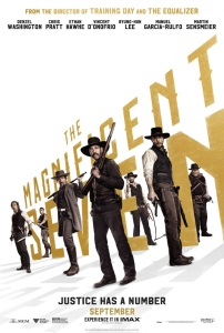 """Poster for """"The Magnificent Seven"""""""