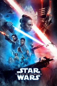 "Poster for ""Star Wars: Episode IX - The Rise of Skywalker"""