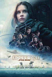 """Poster for """"Rogue One: A Star Wars Story"""""""