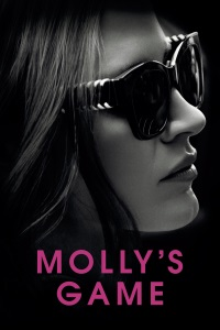 """Poster for """"Molly's Game"""""""
