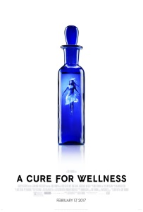 "Poster for ""A Cure for Wellness"""