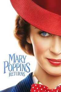 "Poster for ""Mary Poppins Returns"""