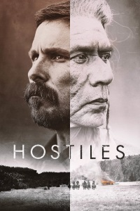 """Poster for """"Hostiles"""""""
