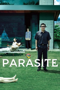 """Poster for """"Parasite"""""""