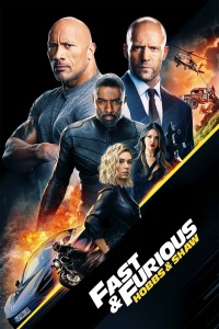 "Poster for ""Fast & Furious Presents: Hobbs & Shaw"""