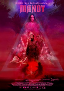 """Poster for """"Mandy"""""""