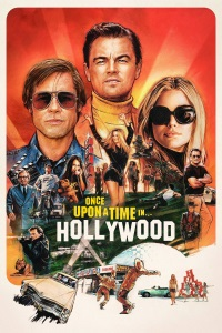 "Poster for ""Once Upon a Time ... in Hollywood"""