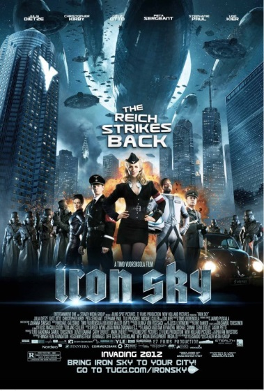 Poster for Iron Sky