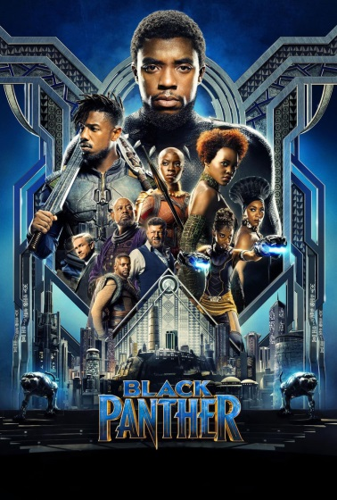 Poster for Black Panther
